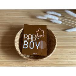 """Wunderkerze """"Baby Boy"""""""