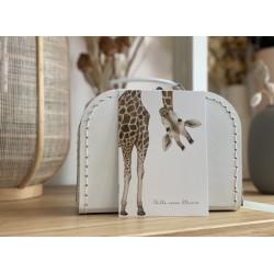"Glückwunschkarte ""Giraffe"""