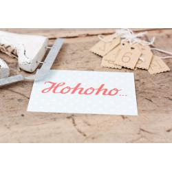 """Karte """"Hohoho"""""""